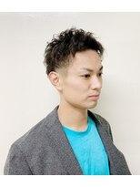 銀座マツナガ 箱崎店(GINZA MATSUNAGA)【マツナガ箱崎】インテンスパーマスタイル