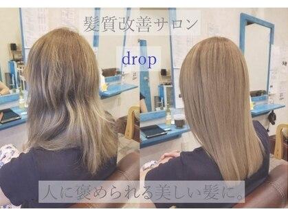 ヘアー リラクゼーション ドロップ(Hair relaxation drop)の写真