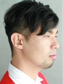 ニコロ(Niccolo)の写真/【カット+地中海クレイSPA(泥ヘッドSPA)¥2800】メンズ限定クーポン登場!頭皮ケアもできて通いやすいのも◎
