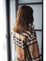 リタへアーズ(RITA Hairs)[RITA Hairs]ラフ巻きミックスxアッシュベージュ