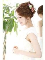フェリーチェ(Felice)【Felice】花嫁様華やかアップ