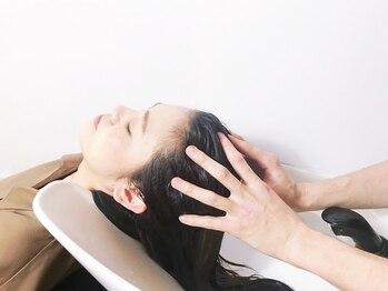 ニューヨークニューヨーク 桂店(NYNY)の写真/【専門スパニスト在籍!!】新しくなったスパMENU♪頭皮診断であなたにぴったりのアロマスパをお選びします…