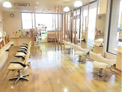 フィズ ヘア 三条店(fizz hair)の写真
