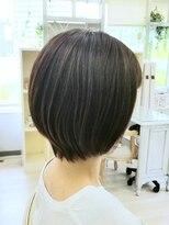 ハーフバックス 多摩境店(HAIR STUDIO HALF BACKS×1/2)ボブスタイル