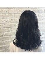 クレーデヘアーズ 相田店(Crede hair's)#重ためセミディ