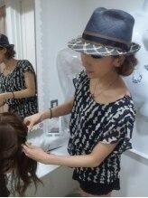 ロエン ビューティーサロン(Roen Beauty Salon)田中 紫央