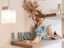 リノ(Lino)の雰囲気(インテリアにもこだわっています♪)