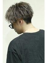 リップスヘアー 銀座(LIPPS hair)ハイグレセンターパート