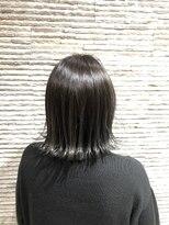 ビス リアン 川口店(Vis lien)小顔レイヤー/ゆるウェーブ/顔周りレイヤー/モテ髪カタログ/小顔