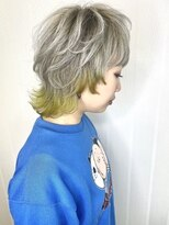 ソース ヘア アトリエ(Source hair atelier)【SOURCE】ハイウルフイエロー