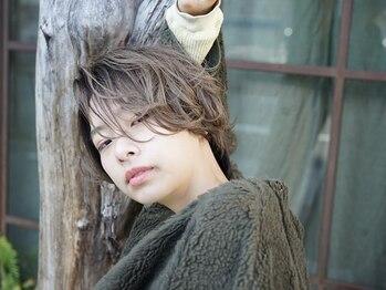 アミリ(AMILI)の写真/【栄・矢場町】ナチュラルgirlyはお任せ!芸能人やモデルのファンも多い似合わせCUT技術を体験!