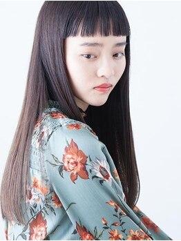 エマン(aimant)の写真/Aujuaをはじめ、最高級トリートメントでお客様一人ひとりの髪質にあわせてオーダーメイド☆艶のある美髪へ!