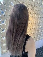 ワクヘアー(WaKu hair)ミルクティーベージュ