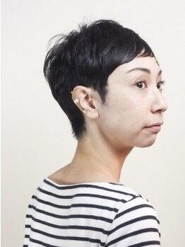 ナナマルゴ(705)の写真/大人女性の髪のお悩み解決!!地肌に優しい薬剤で、綺麗なカラーがずっと続く。ハイライトで白髪カバーも◎