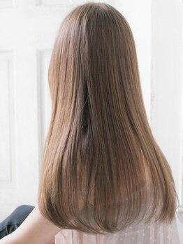 フェイス(Faith‐s)の写真/ダメージを補修する成分をたっぷり含んだ毛髪強度回復率140%のTOKIOインカラミトリートメントを体感下さい*