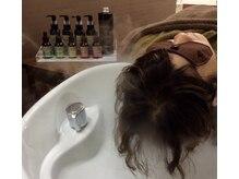 美容室 オルガニーク 羽ノ浦店の雰囲気(ヘッドスパでくつろぎと癒しのひとときを、、、)