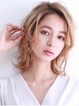 アース 越谷店(HAIR&MAKE EARTH)ネオウルフレイヤースタイル