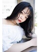 リリー(Lilley)【Lilley高田彩乃】韓国風シースルーバング 天神/今泉