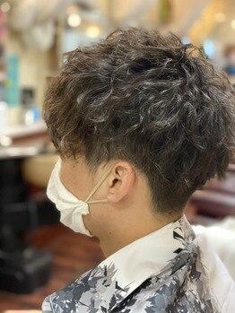 ニュー東京エクセレントヘアーの写真/【メンズ特化◎再現性溢れるお洒落スタイル】季節やトレンドに合わせた毛束感動きが手に入る!