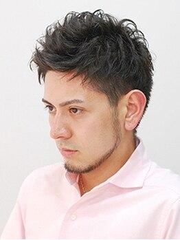 ディライトヘア トアウエスト店(DELIGHT HAIR)の写真/【三宮/元町5分】心地良い空間×おもてなしで全ての男性が気軽に通えるサロン!ON/OFFどちらも好印象Styleに