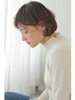 アッド バイ ケーツー(add by K-two)横顔美人♪ナチュラルこなれボブ/心斎橋&難波&堀江&新町
