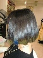 デザインヘアーピアジェ 八木店(DESIGN HAIR PIAGET)人気☆KIRARAインナーカラー・グラデーションカラー☆アレンジ