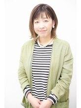 ヘアメイク エイト キリシマ(hair make No.8 kirishima)高妻 希三子