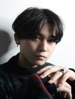 コンフィデンス メンズヘアー(confidence MEN'S HAIR)【BTS 韓流風】センターパート