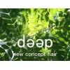 ニューコンセプトヘアーディープ 千葉店(new concept hair deep)のお店ロゴ
