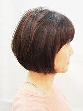 ブギー ヘアデザイン(Boogie Hair Design)アゴライン・ショートボブ