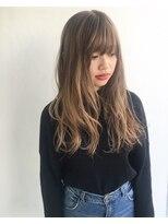 ヘアメイク オブジェ(hair make objet)ハイトーン ジンジャーベージュ *****KAI
