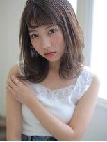 アグ ヘアー ドレス 喜久田店(Agu hair dress)華やかさ高まるニュアンスカール