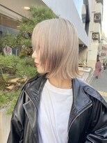 ブロック ジャポン(bloc japon)gray white