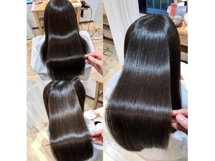 ハクヘアー(HAK hair)の写真