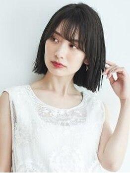 ヘアサロンガリカアオヤマ(hair salon Gallica aoyama)の写真/必要なのはカットの技術。『クセは必ず活かせます』アナタの髪は素晴らしい。
