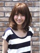 デジタルパーマのNINE medium 2 担当 五明顕太 03-6804-3532画像