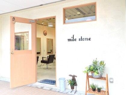 ヘアー マイルストーン(hair mile stone)の写真