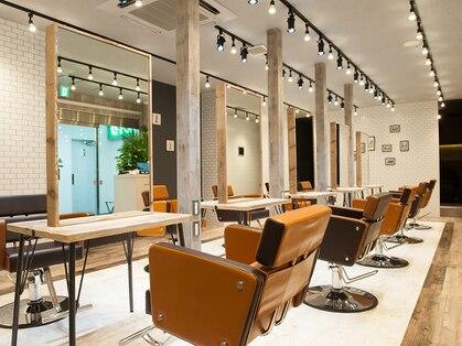 アグ ヘアー ルーツ 札幌7号店(Agu hair roots)の写真