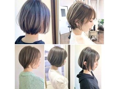 エス ヘア&ヒーリング(S hair&healing)の写真