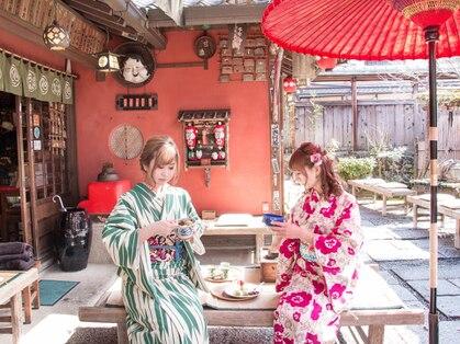 京都レンタル着物 浪漫館の写真