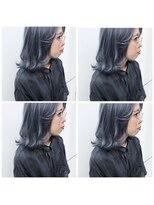 ヘアーメイクチック(HAIR MAKE CHiC)サファイアブルー