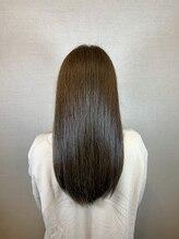 髪の診療所 五感鷹匠髪質改善ストレート【復元ヘアエステ】
