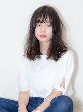 ジングヘアー 新小岩店(zing hair)【zing hair】 セミロング×ふわカール
