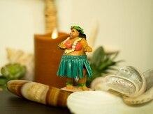 ヘアールーム オハナ(Hair room OHANA)の雰囲気(Hawaiianの雰囲気が漂う、隠れ家プライベートサロンです。)
