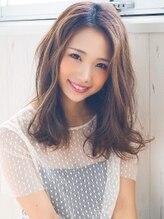 アグ ヘアー キャロル 北越谷店(Agu hair carol)《Agu hair》ゆるふわエフォートレスミディ