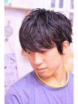レセ 新松戸駅前店(Laissez)【LAISSEZ】 黒髪ショートレイヤー