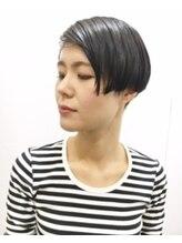 ニコ ヘアーアンドメイク(nico hair&make)【nico】ショートスタイル
