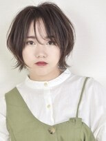 【SERO姫路】脱力感ルーズレイヤーボブ