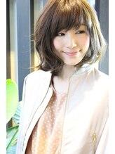 ドレス ヘアーアンドメイク(DRESS hair&make)DRESS hair&make春ロブスタイル