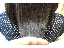 シースアクシア(X axia)の雰囲気(髪に優しい縮毛矯正、通うたびに髪をキレイにするためのこだわり)